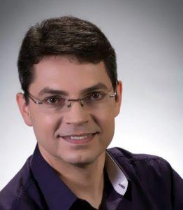 Foto de Alex Sebastião Constâncio - Chefe da Seção de Soluções de Software Administrativo