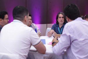 Foto: Presença da Direção do CCE em um dos workshops do evento.