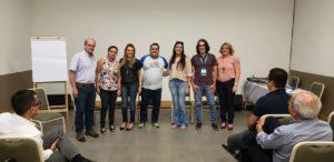 Foto: Nova equipe do CGTIC – gestão 2019-2020.