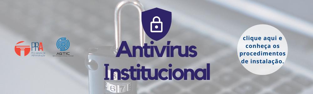 Antivírus institucional
